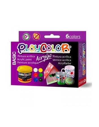Playcolor acrylic basic...