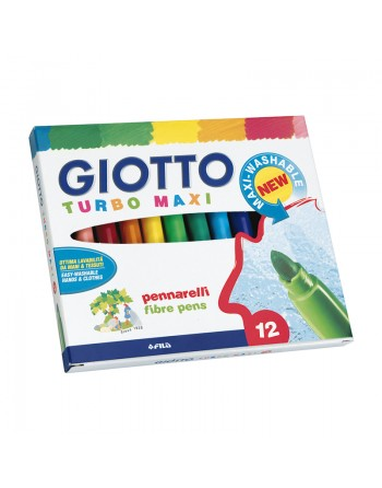 Rotuladores Turbo Giotto...