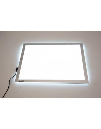 Panel de luz LED tamaño A3