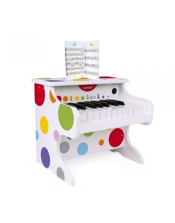 Mi primer piano electrónico...