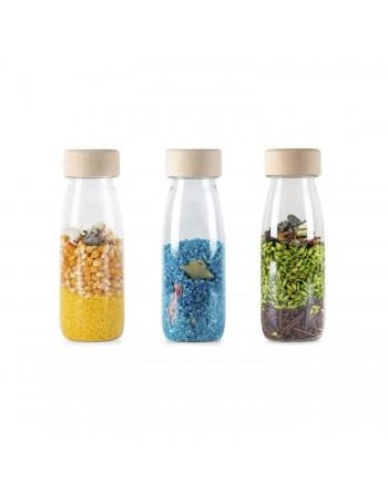 Botellas sensoriales - Pack...