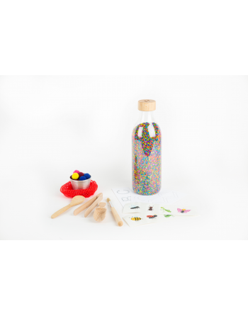 Botella sensorial Touch -...