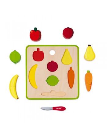 Tabla de frutas y verduras...