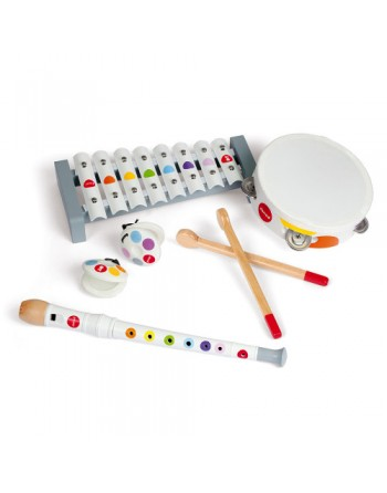 Set de instrumentos...