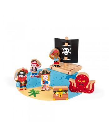Mini story - Piratas