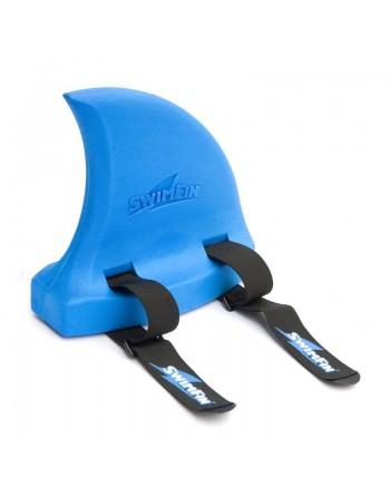 Aleta de tiburón - Azul