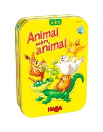 Animal sobre animal -...