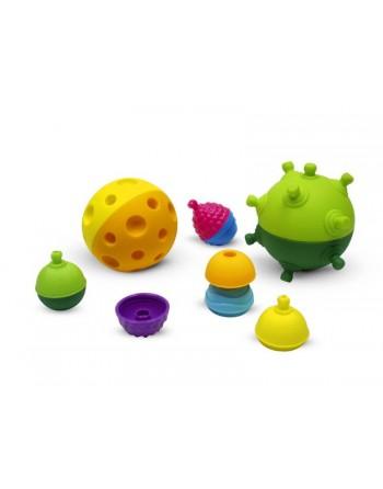 2 Bolas sensoriales y...