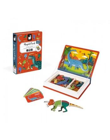 Magneti'Book Dinosaurios